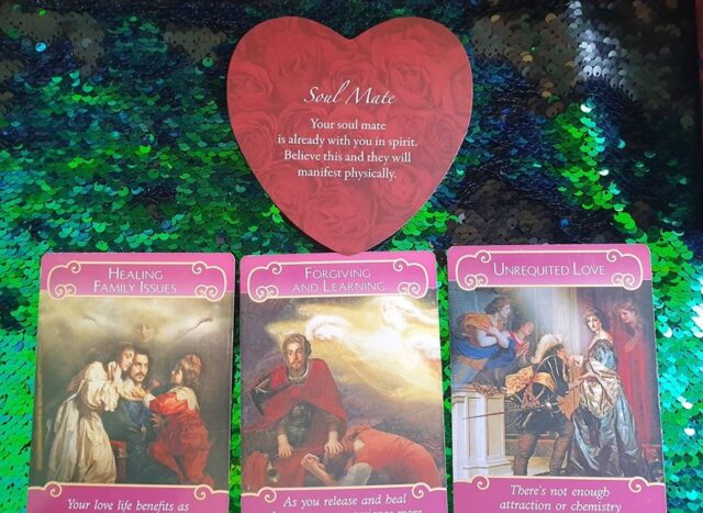aries monthly tarot reading - Love reading