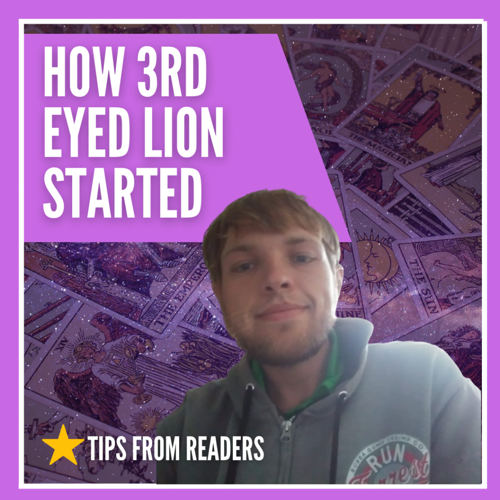 How 3rd eyed lion Started Reading Runes and Tarot ❤️ Runes Tips for Beginners